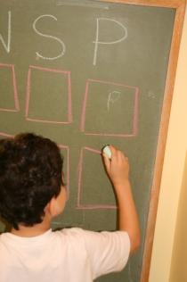 Daniel Chalkboard